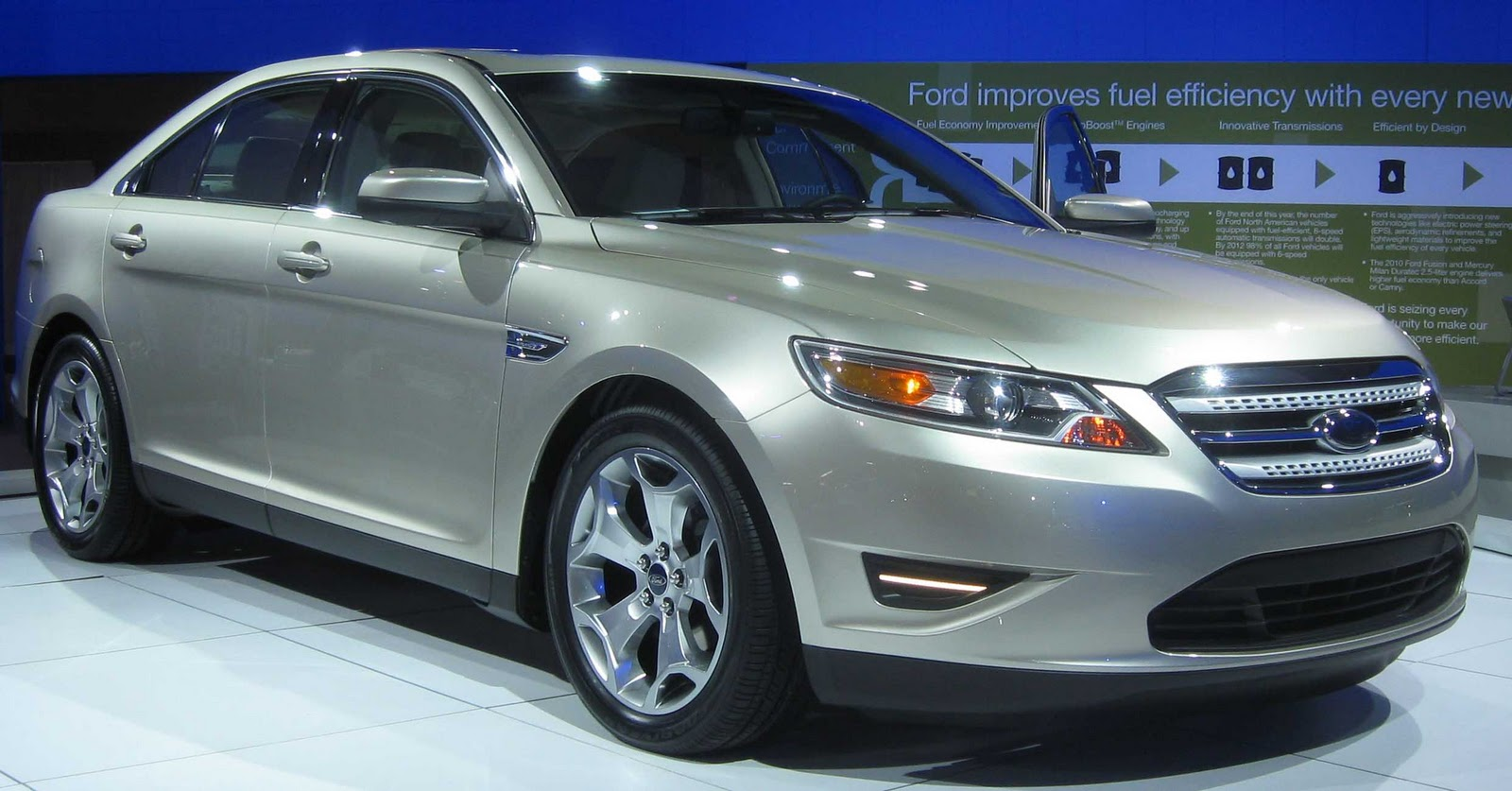 Wanted Car Reviews 2011 Ford Taurus