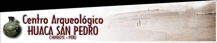 Centro Arqueológico Huaca San Pedro-Historia