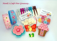 NurelL's Craft First Giveaway