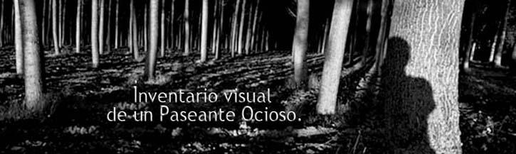 """Luis M. López """"Inventario visual"""""""