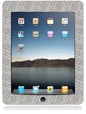 Ipad25u41n6 Diamond Encrusted iPad.