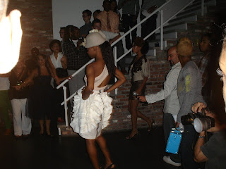 Sean John Design Interns Fashion Show