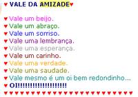 SELINHO DA AMIZADE