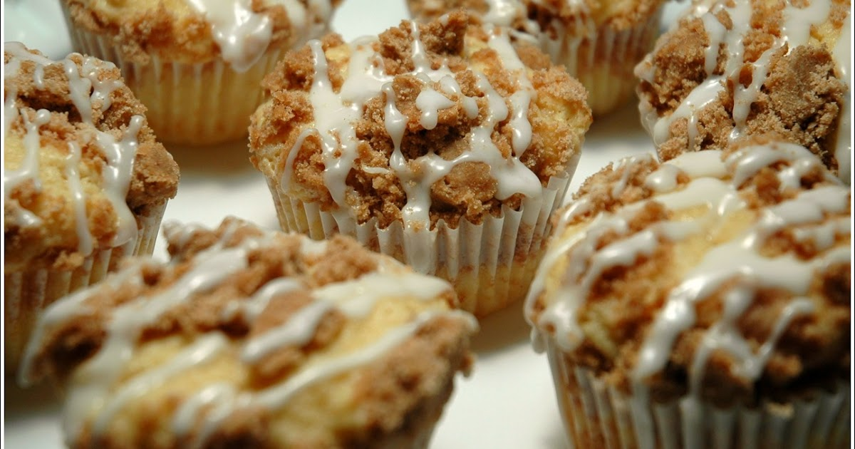Streusel Cupcakes | Small Packages Knits
