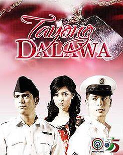 Tayong Dalawa Poster
