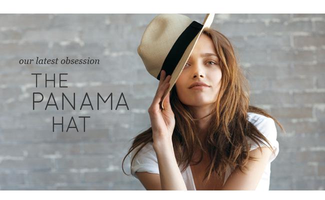 panama hat men. Madewell#39;s panama hat sold