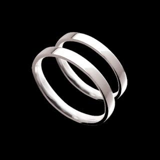 8ec6c195f8c Keli Jóias  Aliança em prata Vivata (unidade)