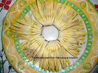 Banana Flower Florets