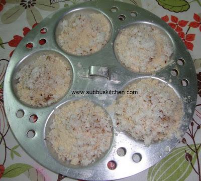 Kerala Puttu (Kuzhal Puttu) Recipe