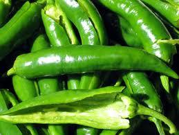 Pacha Milagai Kuzhambu/Green Chilli Kuzhambu