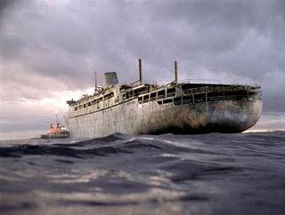 Misterios Barcos Fantasmas