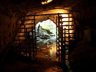 Lugares Embrujados La Cueva de Bell Witch