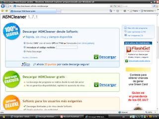 Msncleaner.Exe Descargar Download