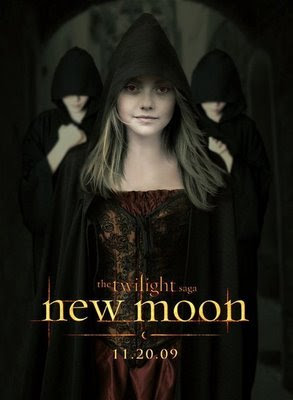 Dakota Fanning New Moon
