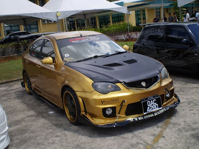 Modified Proton Gen 2