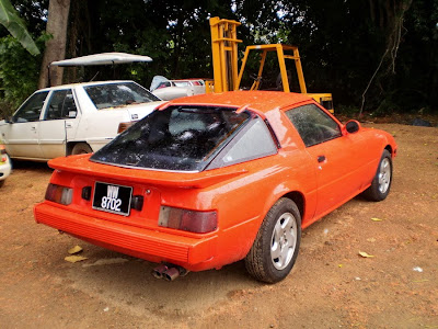 First Generation RX7