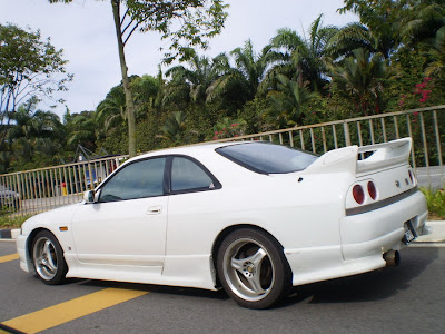 Skyline R33