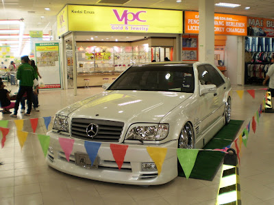 Mecedes VIP by AL Motorsport