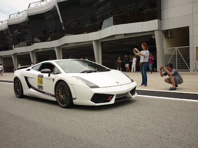 Time To Attack Sepang Lamborghini Gallardo Superleggera