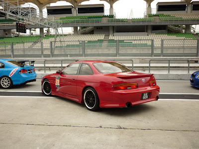 Time To Attack Sepang Toyota Soarer
