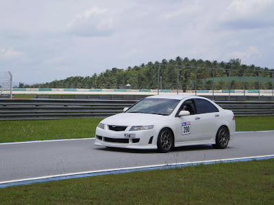 Time To Attack Sepang Honda Accord Euro R