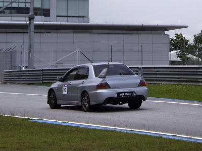 Time To Attack Sepang Mitsubishi Lancer Evolution IX