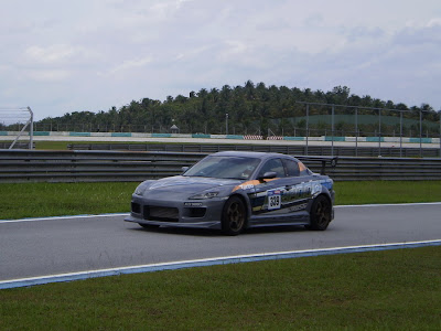 Time To Attack Sepang GReddy RX8