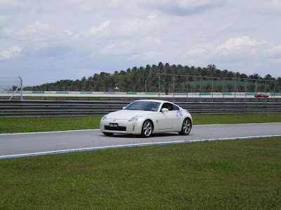 Time To Attack Sepang Stock Fairlady 350Z (Z33)