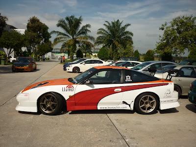 leona chin car