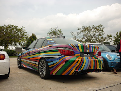 BMW 5 Series Art Car