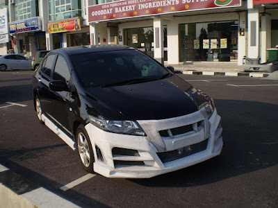 Honda City body kitid=