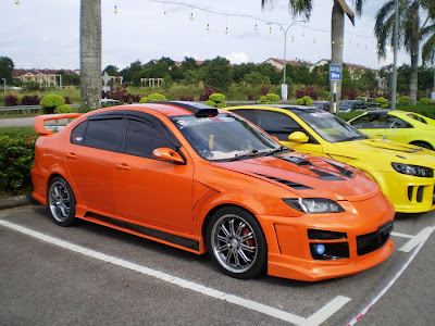 Persona Custom Body Kit