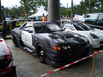 AL Motorsport Skyline R32 Wide Body
