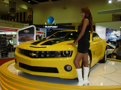 Transformers Bumblebee: Camaro SS