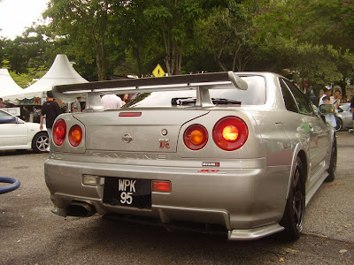 Nissan Skyline GTR R34 Z-Tune