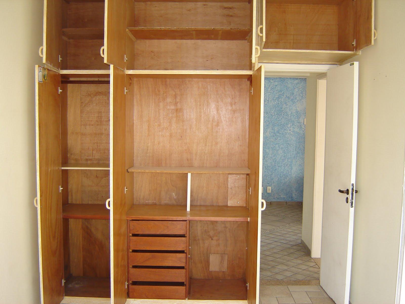 barravai armário embutido do quarto -> Armario De Banheiro Embutido