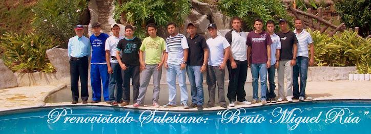 """Prenoviciado Salesiano """"Beato Miguel Rúa"""""""