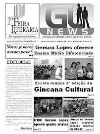 Conheça nosso jornal impresso - 1ª edição