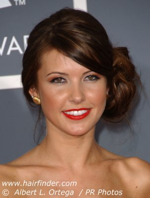 audrina patridge highlights hair. audrina patridge light hair