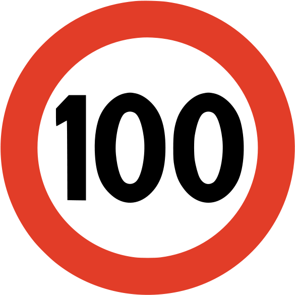 #100CIEN 100