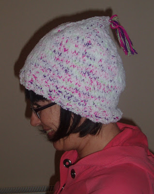 Cambridge Ecothrifter How To Knit An Easy Hat With Straight Needles