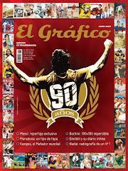 """SALIMOS EN LA REVISTA """"EL GRAFICO""""EDICION ESPECIAL 90 AÑOS"""