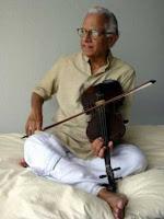 Violin Maestro T.N.Krishnan