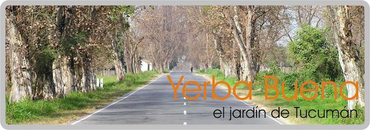 Yerba Buena. El jardín de Tucumán