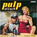 Pulp Attack 2010 Wall Calendar