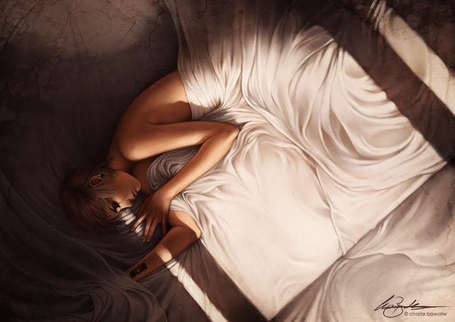 Illustrator Charlie Bowater
