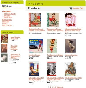 Pin Up Store