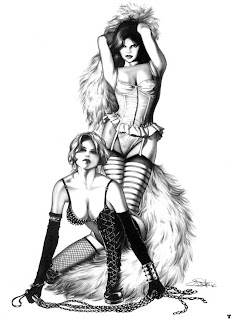 Arantza Sestayo fantasy art