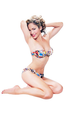 Jennifer Lopez – Pin Up Style Photos