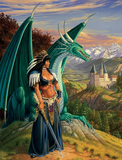 fantasy woman